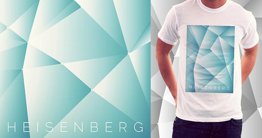 Heisenberg Blue Crystal by yorkstar on Threadless