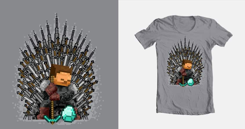 Game of Craft by Iconwalk on Threadless