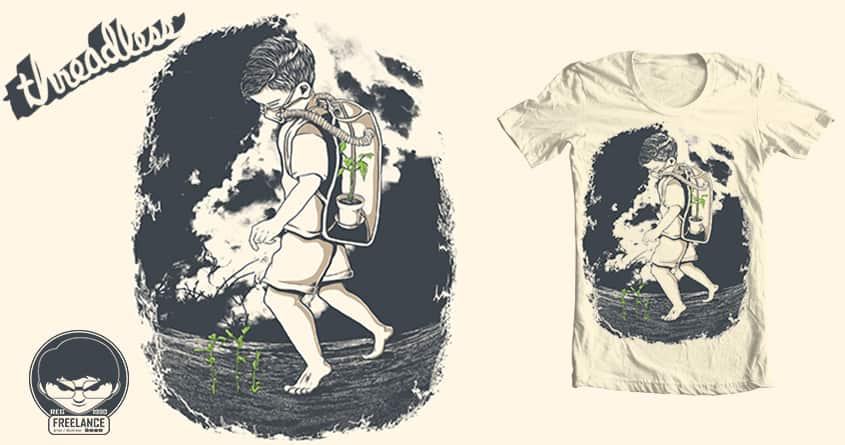 Before it's too late... by DesignsbyReg on Threadless