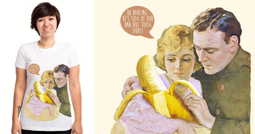 Baby Banana by levman on Threadless