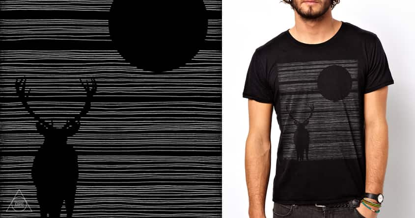 Night Lines by expo on Threadless