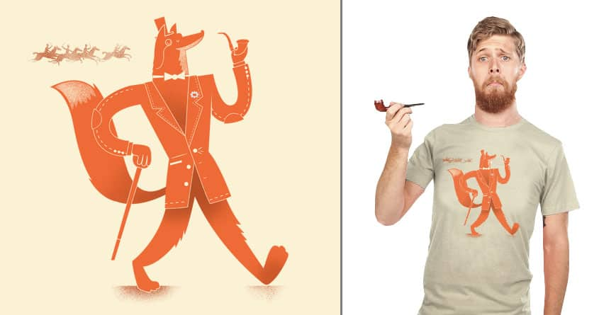 Hunters Gonna Hunt by Wharton on Threadless