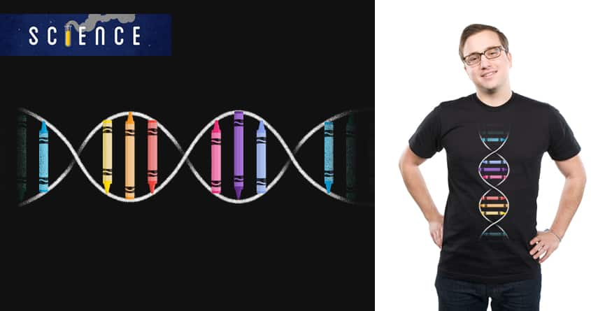 Its in my DNA by Wharton and Shadyjibes on Threadless