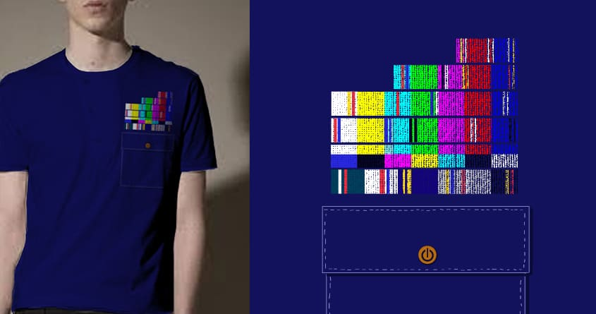 Colored Badges by halfgotten on Threadless