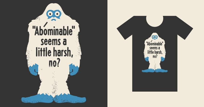 Not Cool by DRO72 on Threadless
