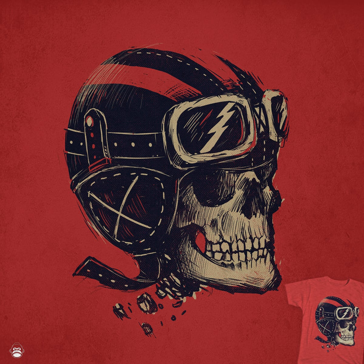 Ride Til You Die by alexmdc on Threadless