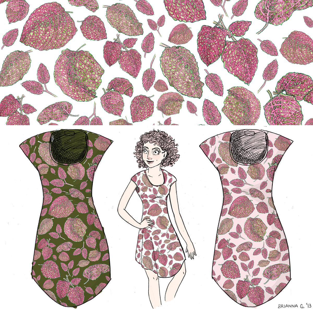 FittoNina Dress by BriGilmartin on Threadless