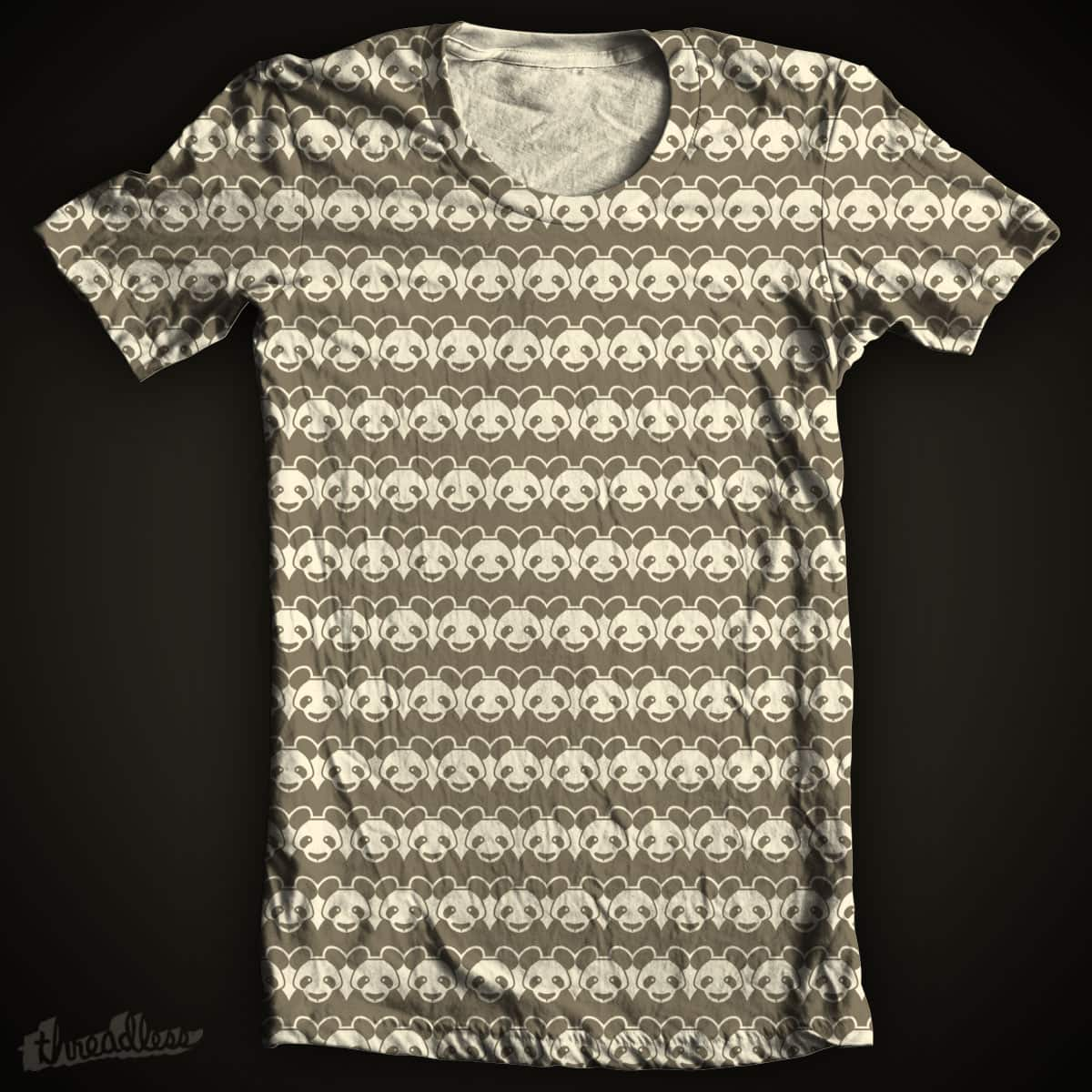 Panddern by tobiasfonseca on Threadless
