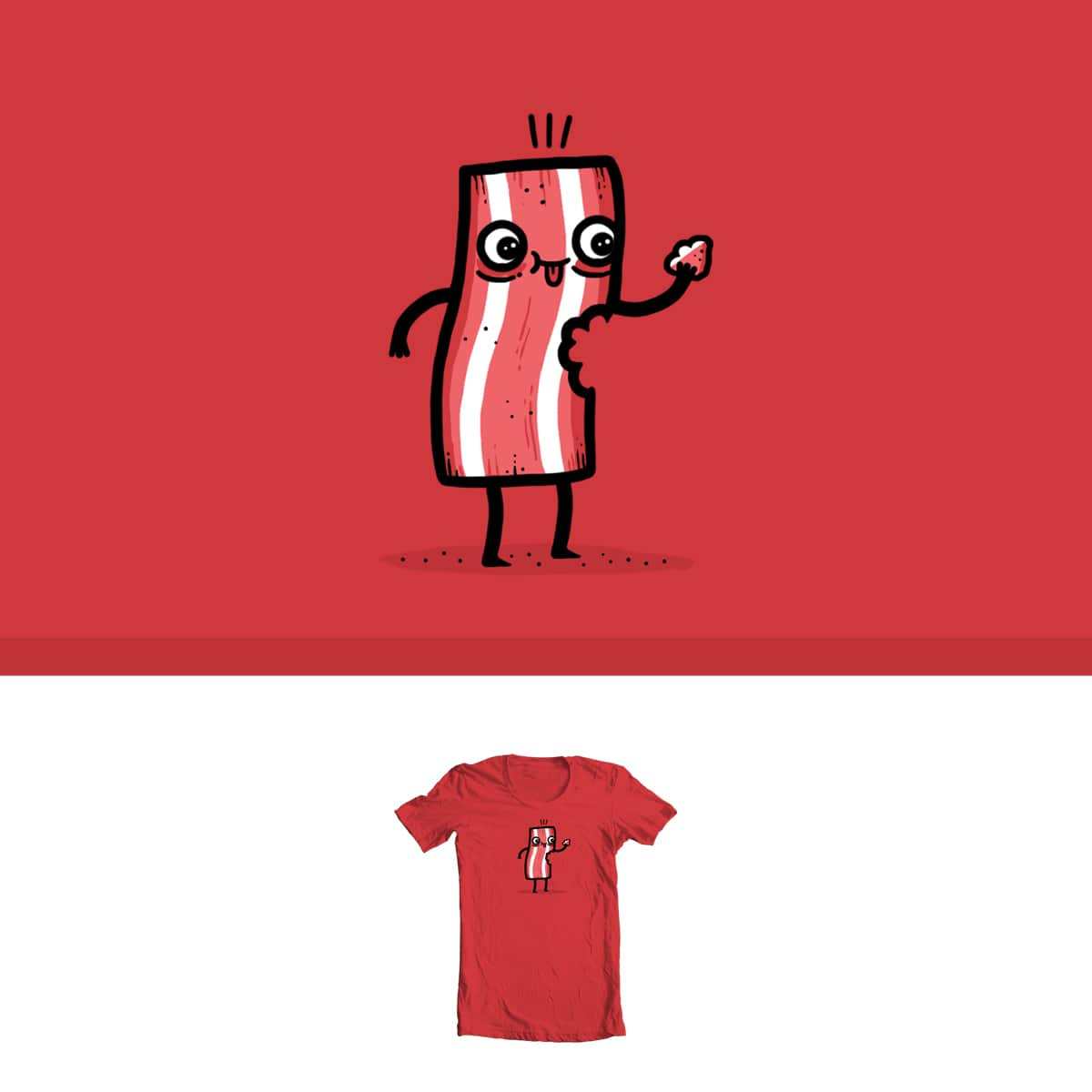I'm delicious by randyotter3000 on Threadless