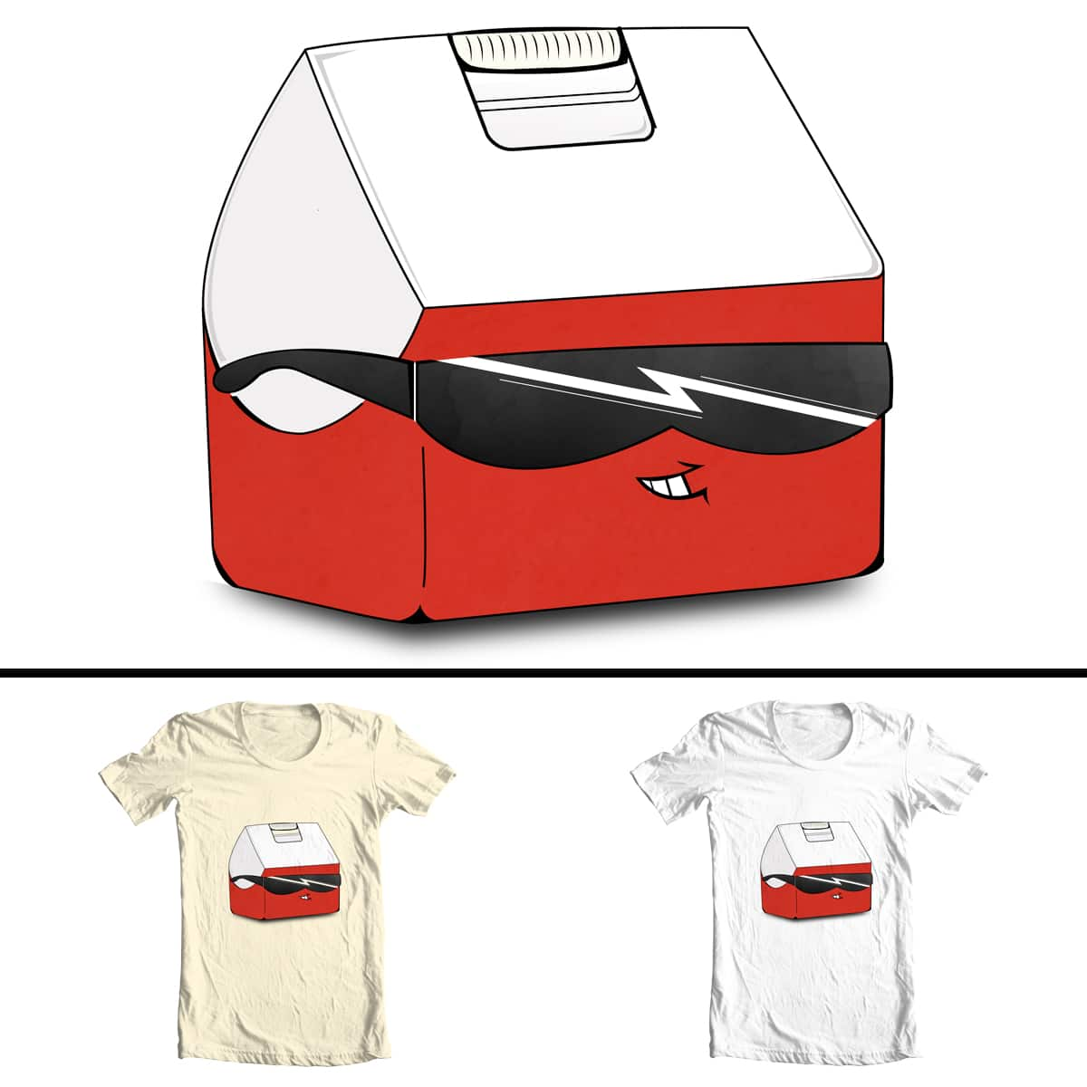 Cooler by Evan_Luza on Threadless