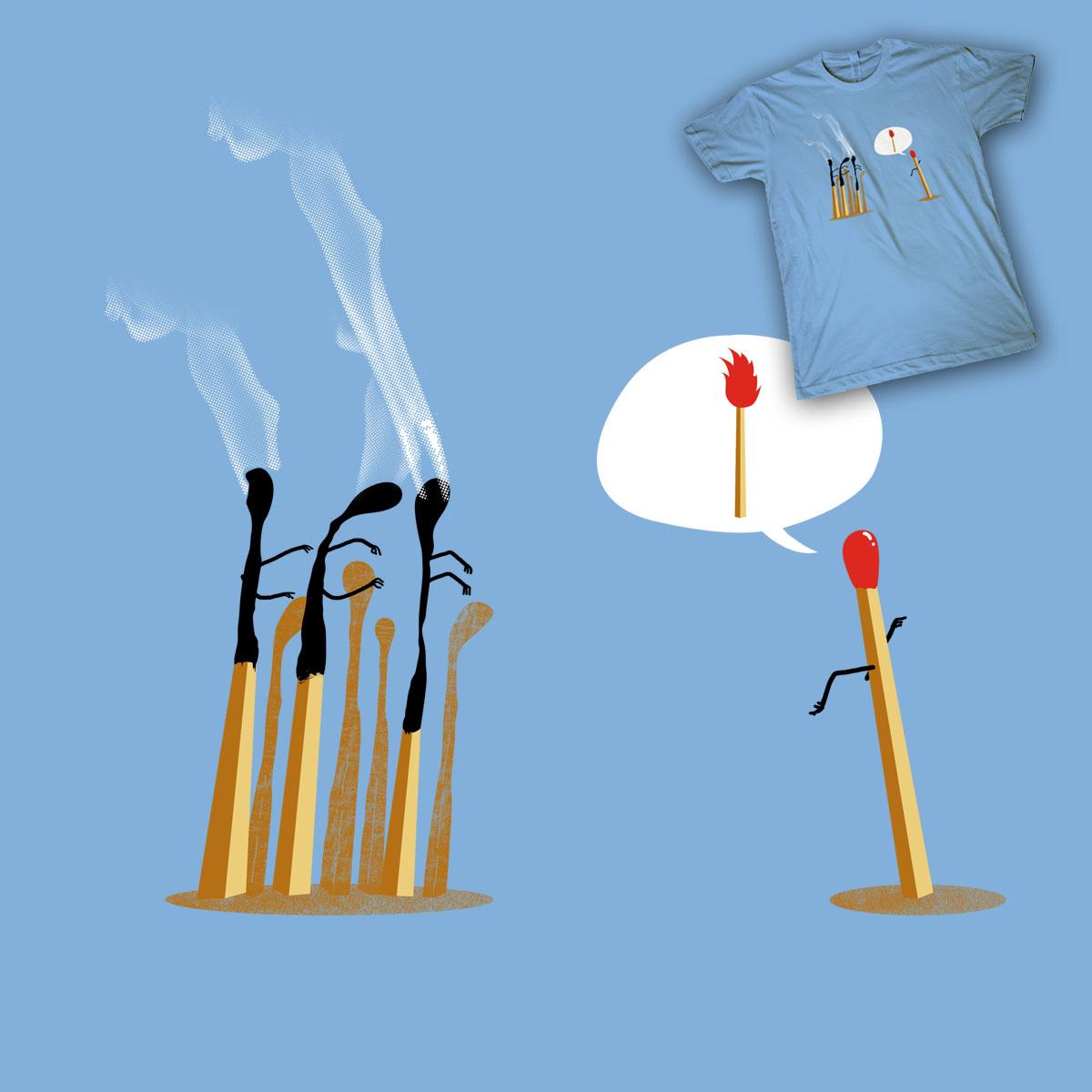 Death Match by mainial on Threadless
