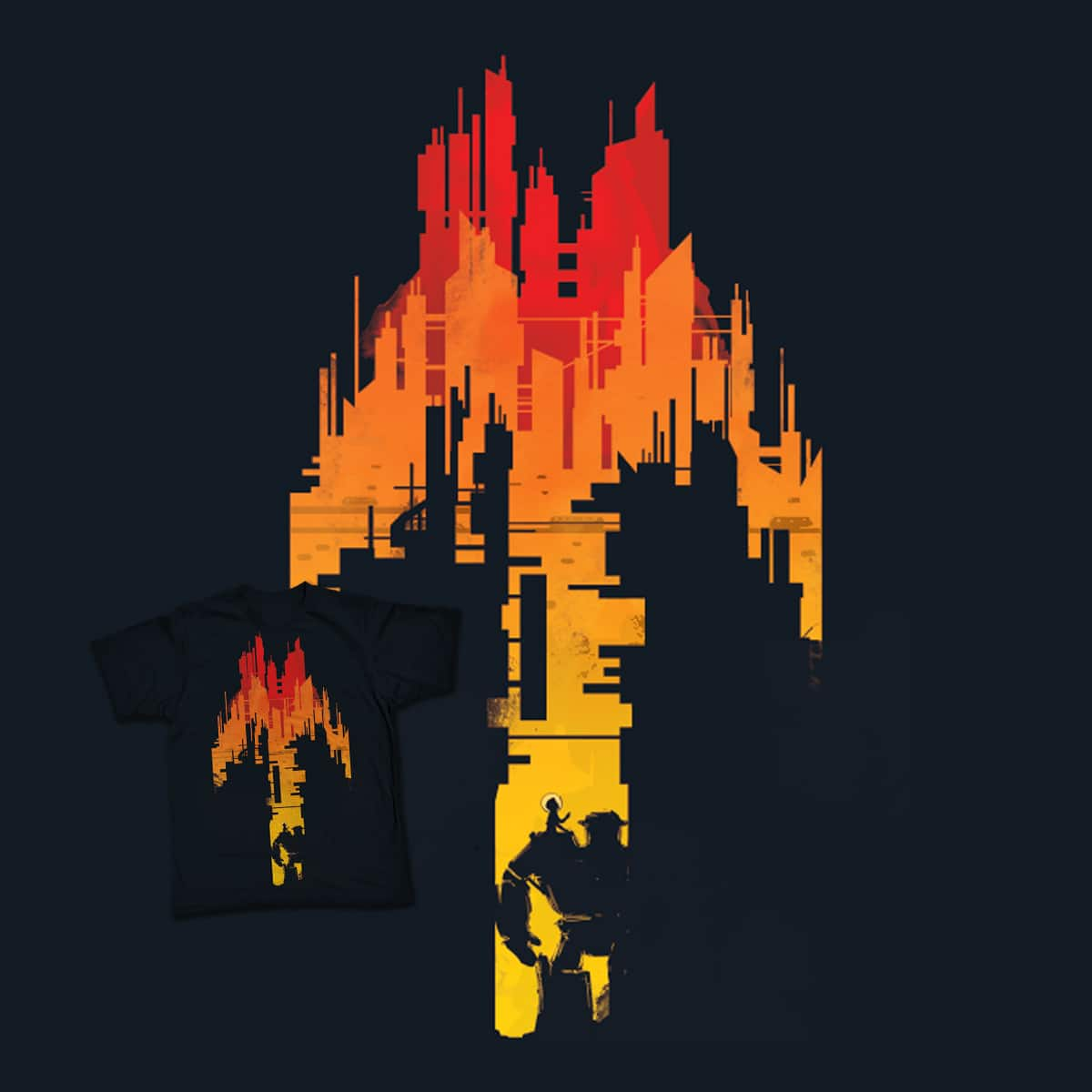 2085 by radiomode on Threadless