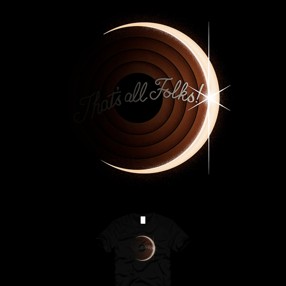 Looney Eclipse by GyleDesigns on Threadless