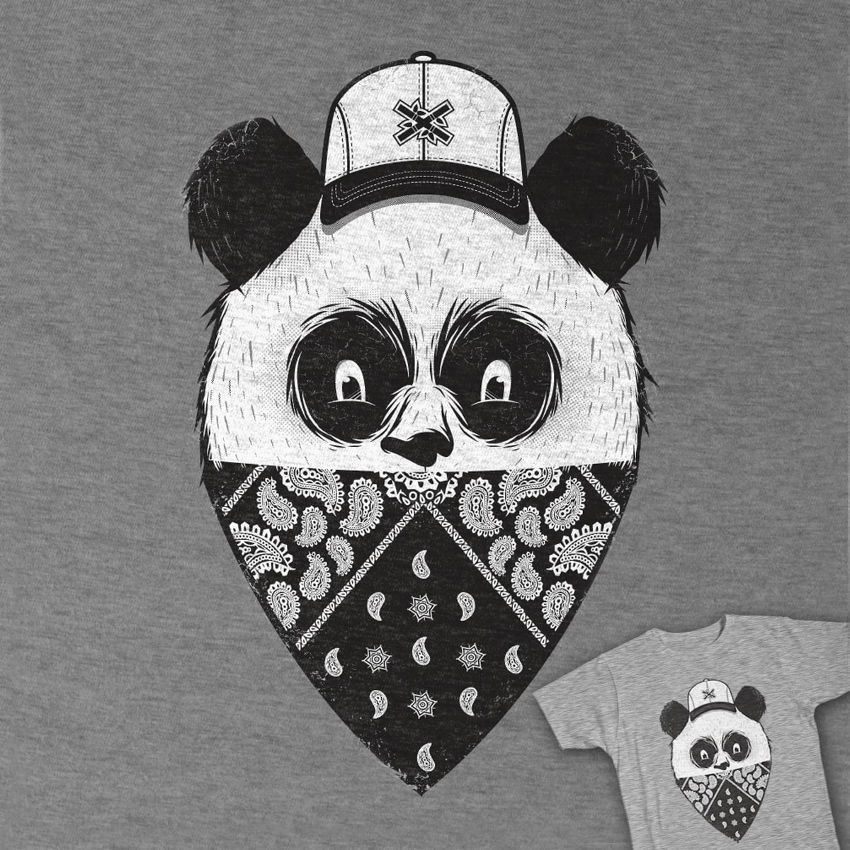 Pandana by gnoks on Threadless