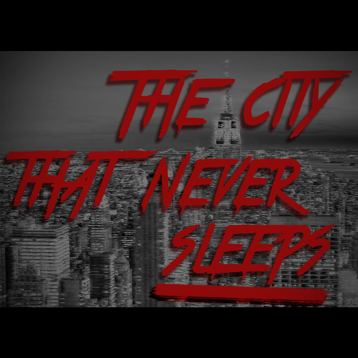 The City That Never Sleeps. by Cjammer7 on Threadless