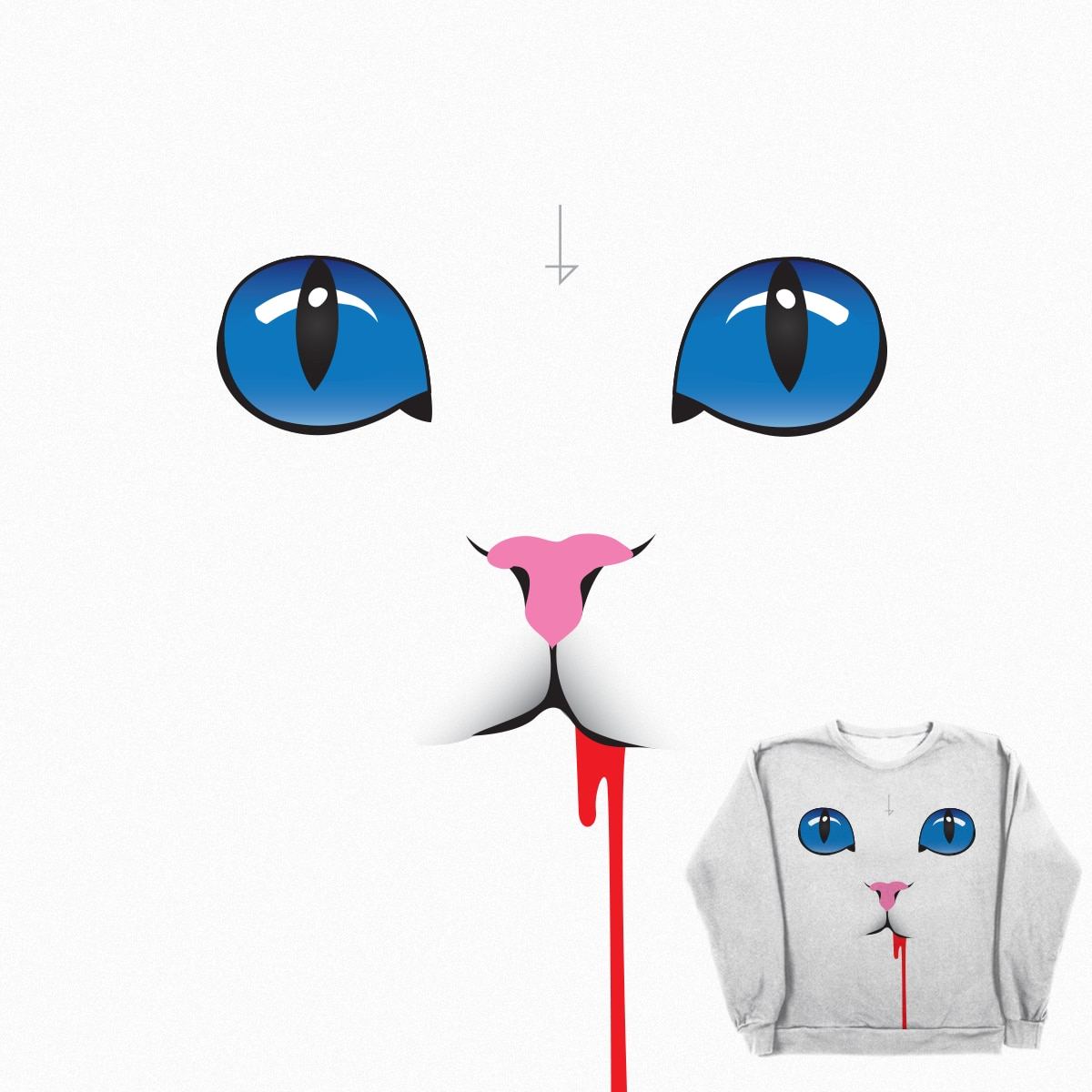 Killer Pussy by NEPbeat on Threadless