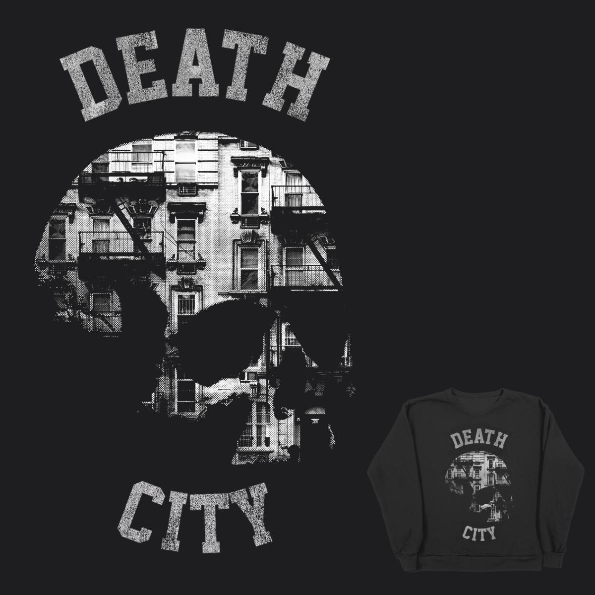 Death City by admrjcvch on Threadless