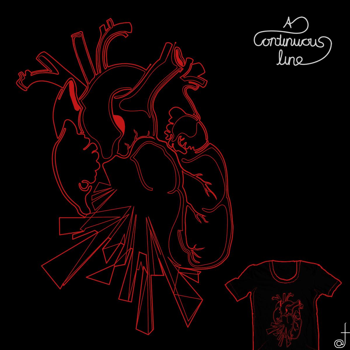 Heart Break by airdeh on Threadless