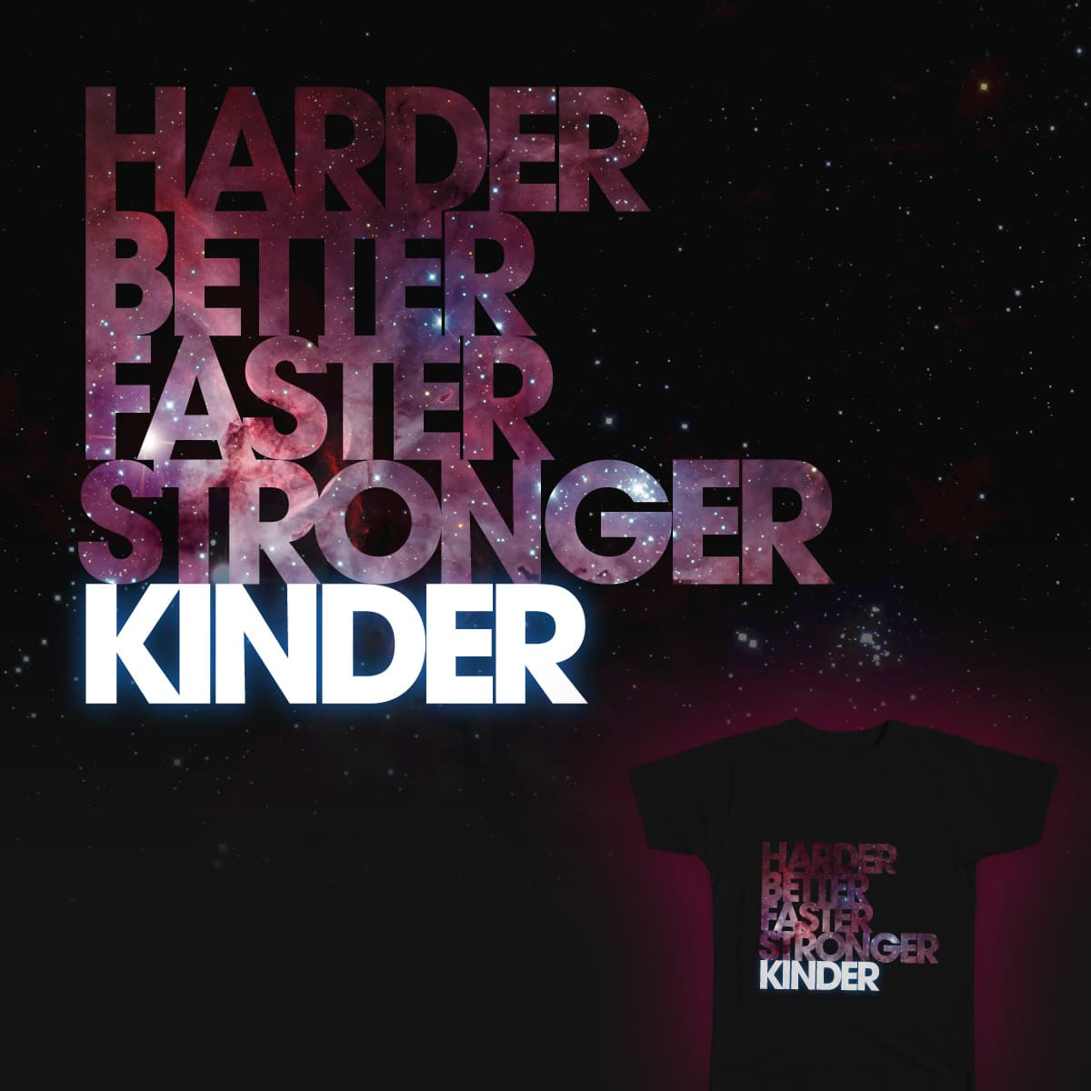 Better faster stronger hardcore