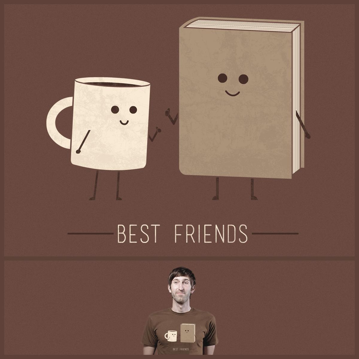 Best Friends by TeoZ on Threadless