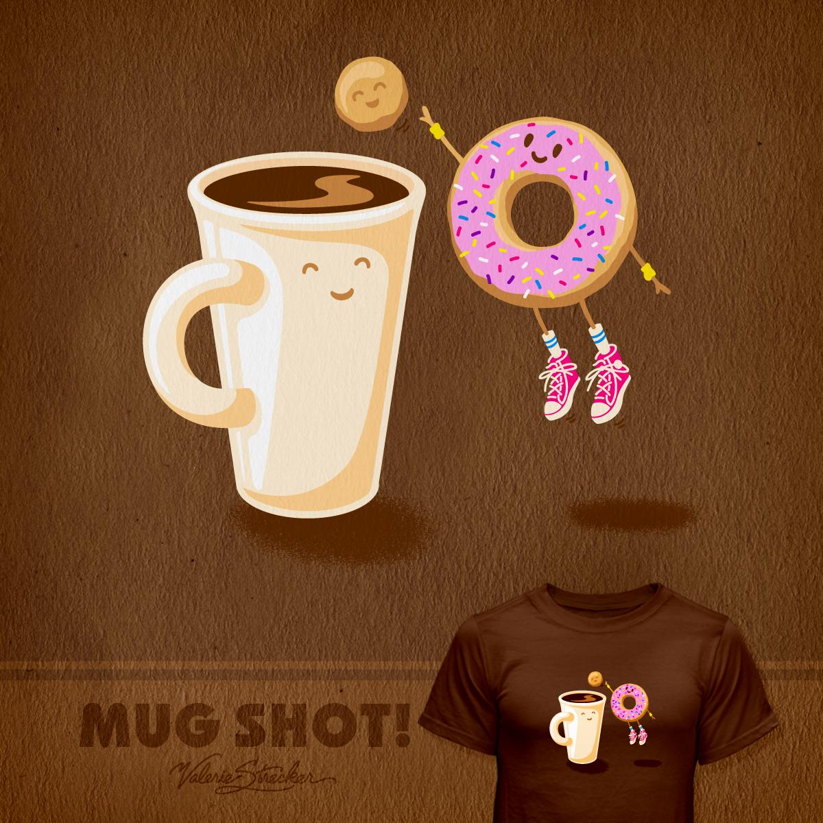MUG SHOT! by ValerieStrecker on Threadless