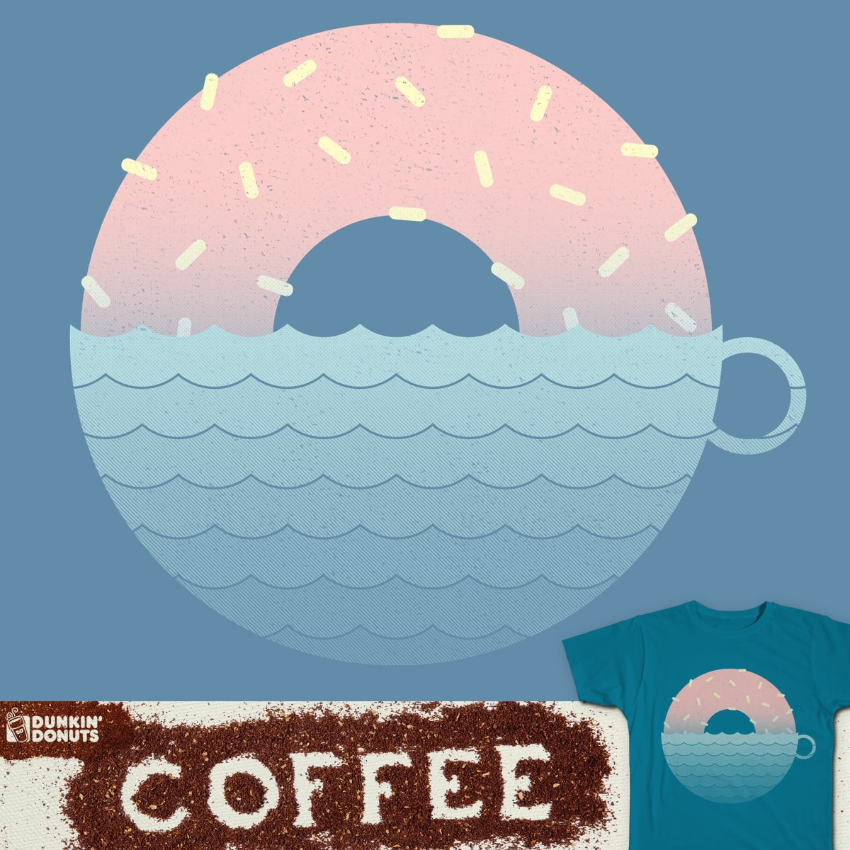 Breakfast at Daybreak by BeanePod on Threadless