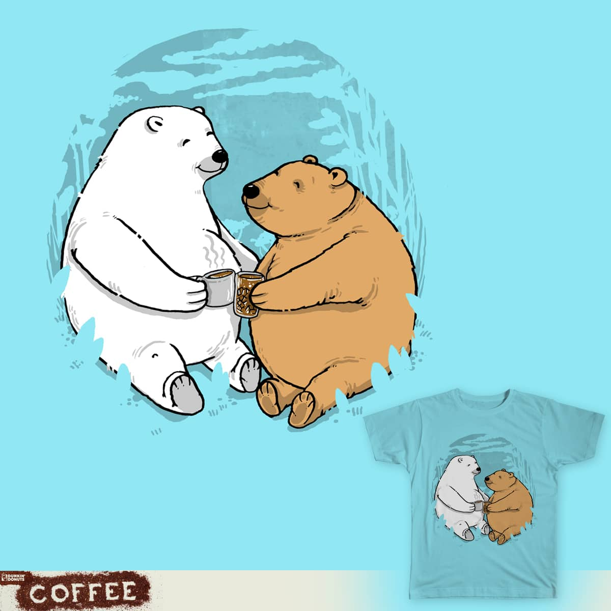 Hot & Cold by anwarrafiee on Threadless