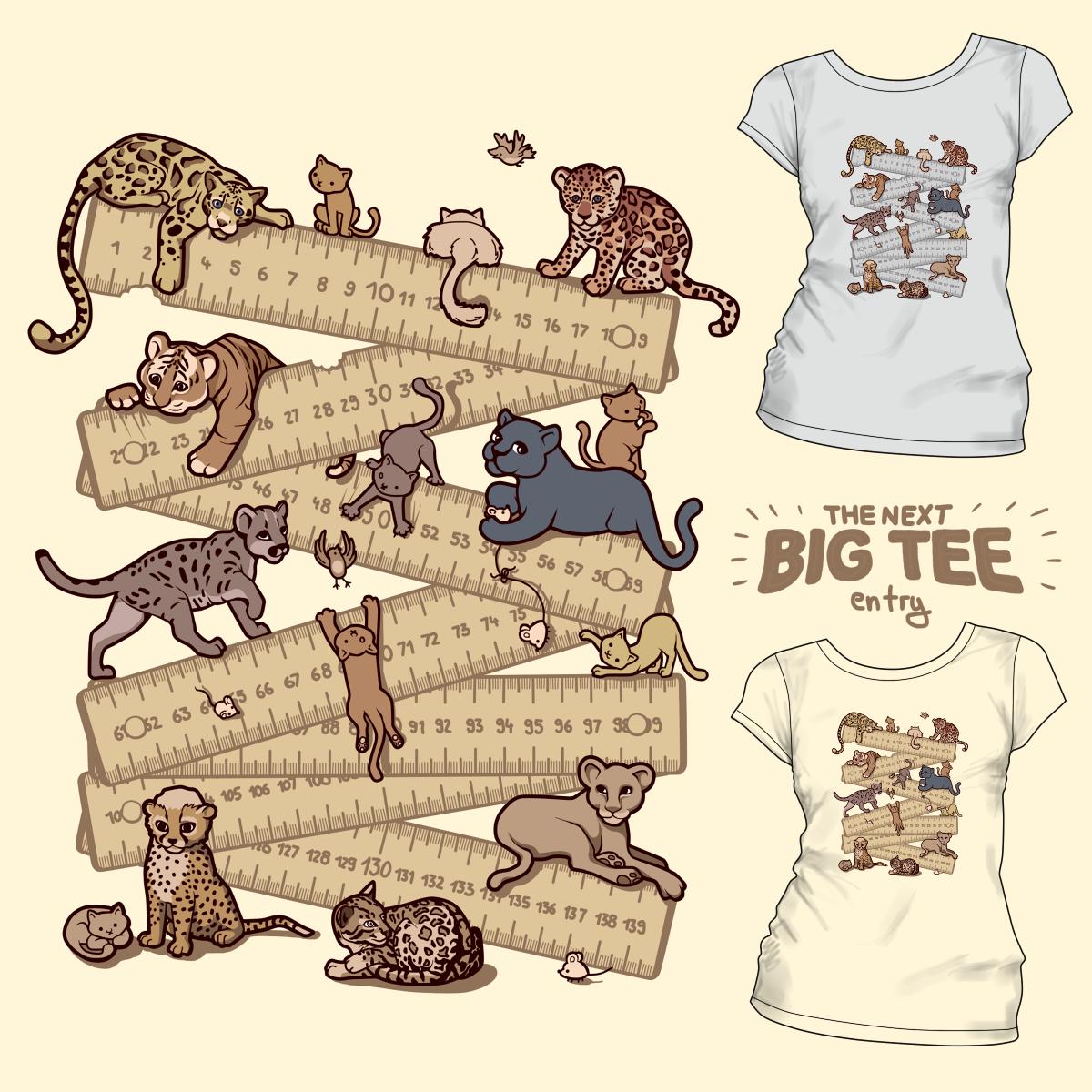 kittens rule by nannynyne on Threadless