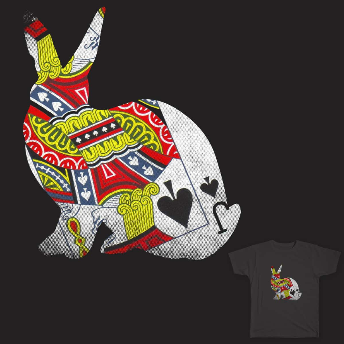 Jack Rabbit by admrjcvch on Threadless