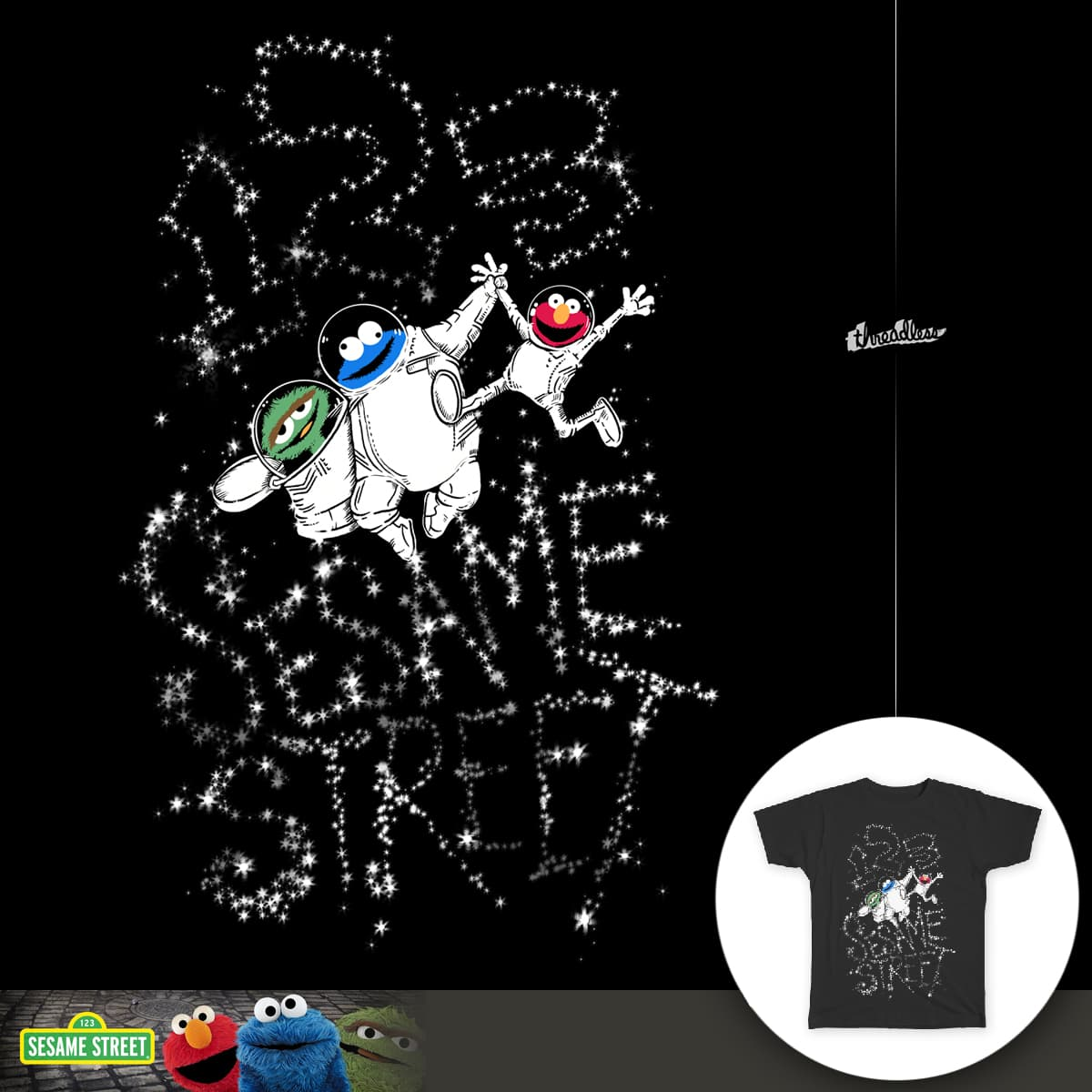 The Stars by anwarrafiee on Threadless