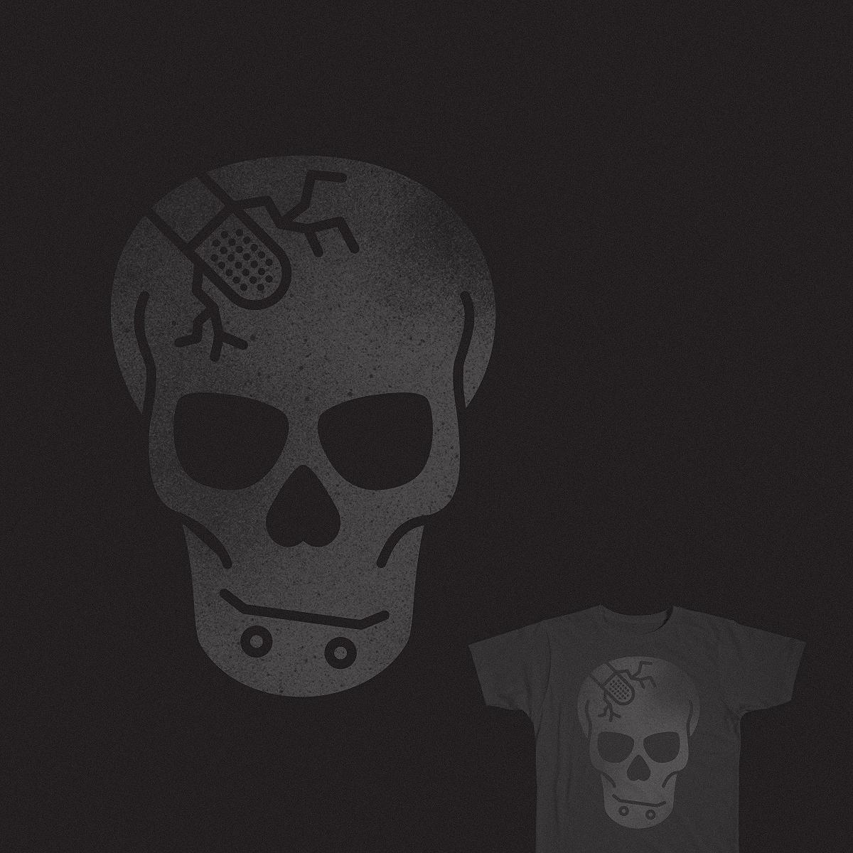Skate or Die by HA9000 on Threadless