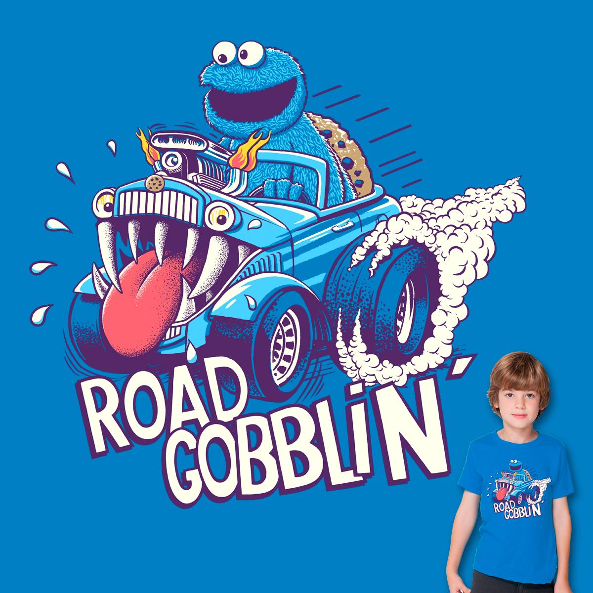 Road Gobblin' by v_calahan on Threadless