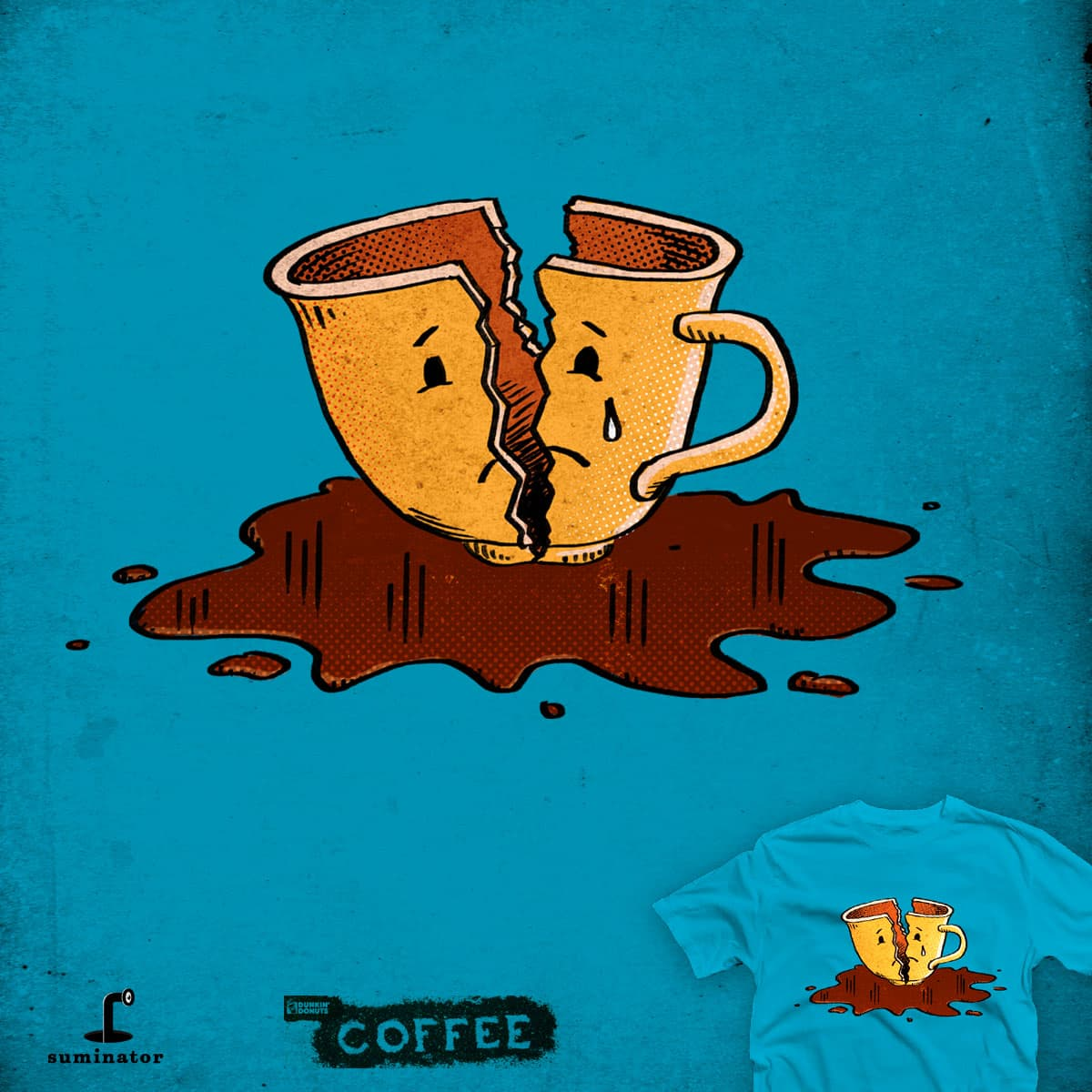 Coffee Break by Suminator on Threadless