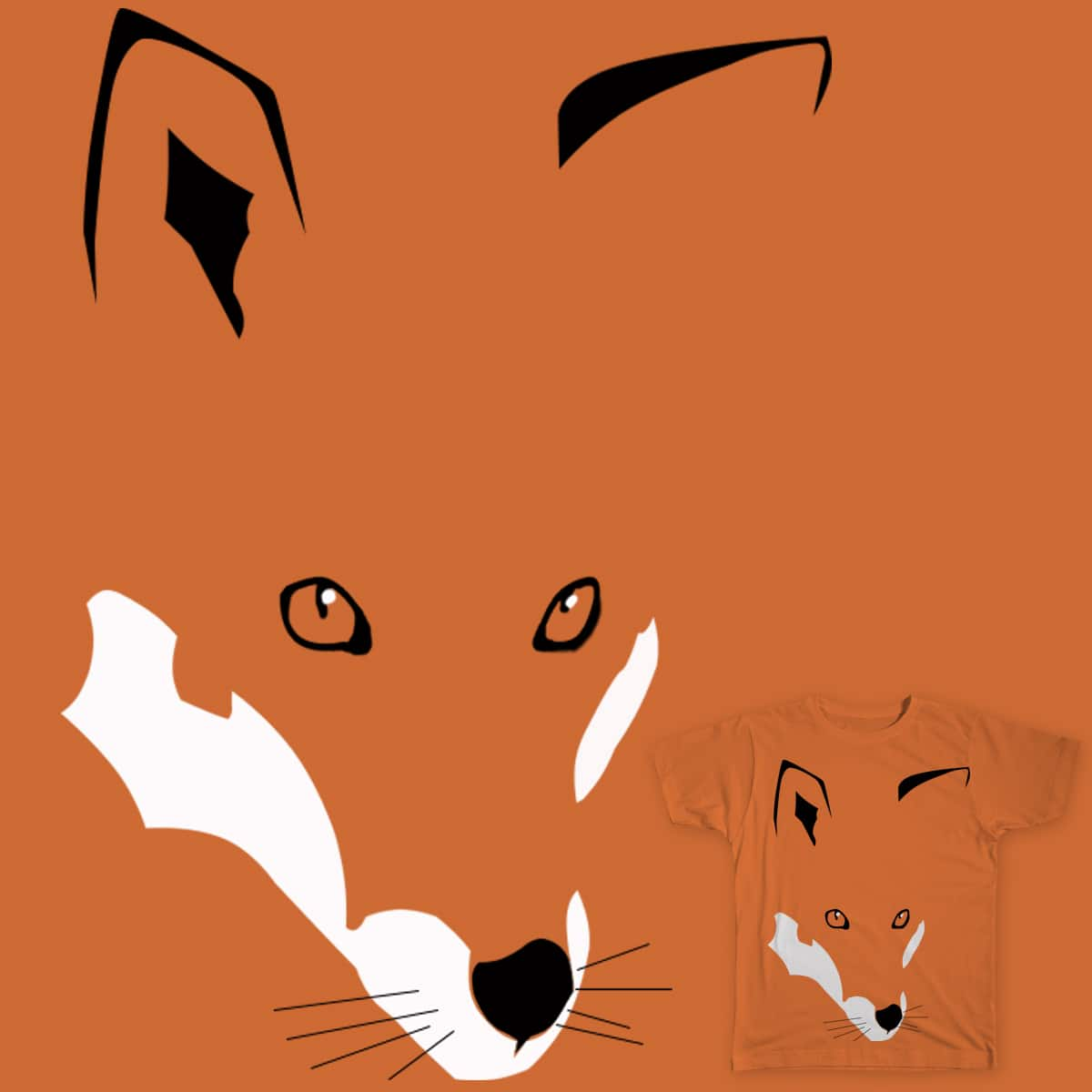 Score What Does The Fox Say By Jopaul12 On Threadless