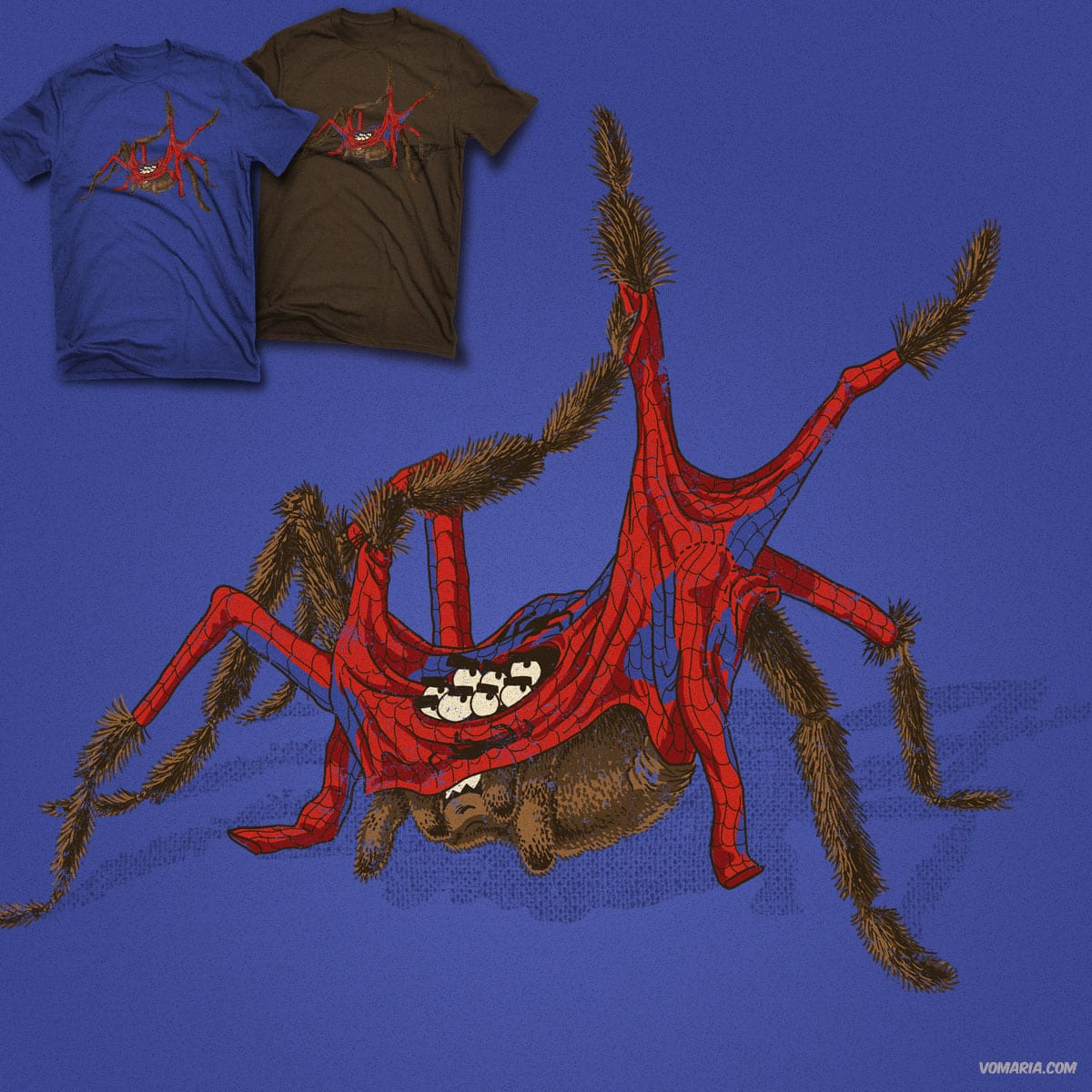 Real Life by vo maria on Threadless