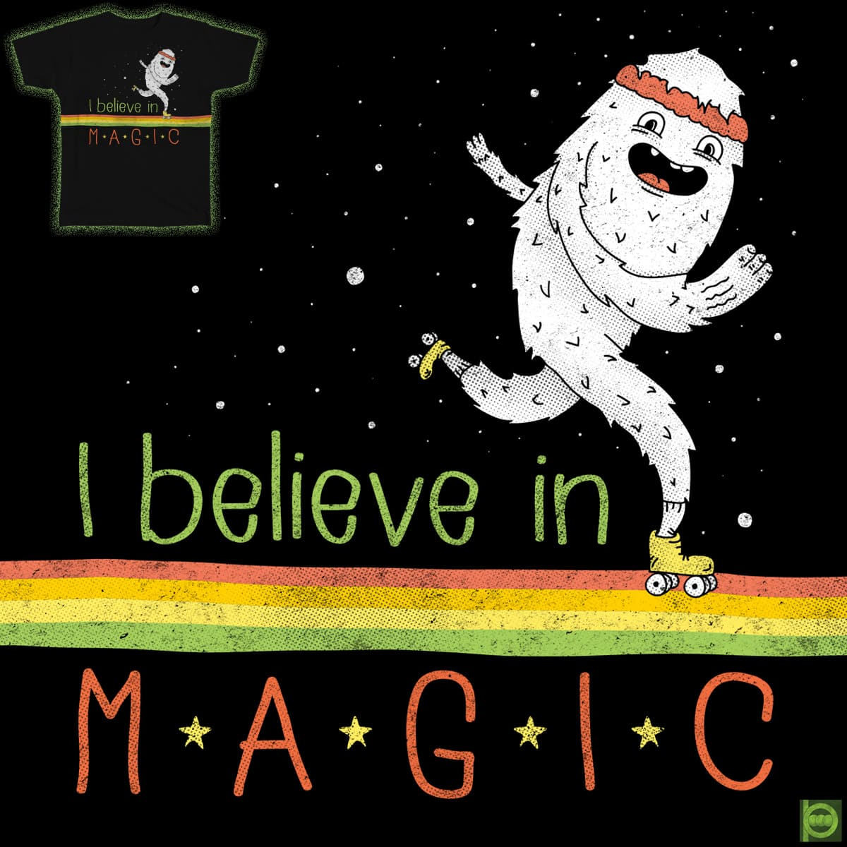 MAGIC IS REAL! by BeanePod on Threadless
