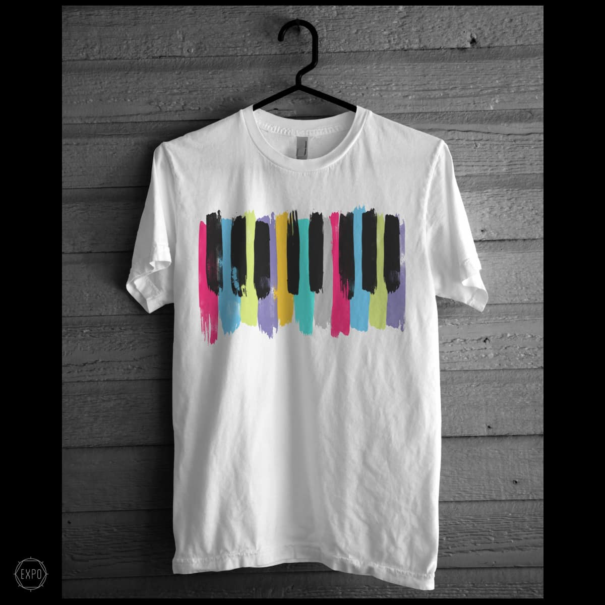 Music Colors by expo on Threadless