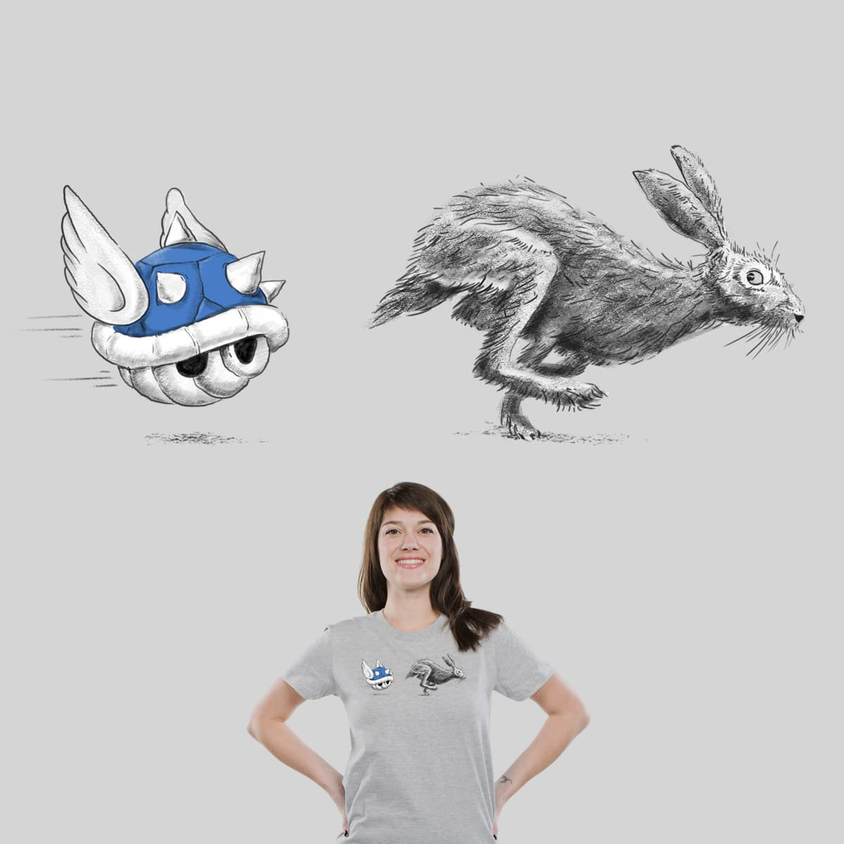 Follow the leader by ppmid on Threadless