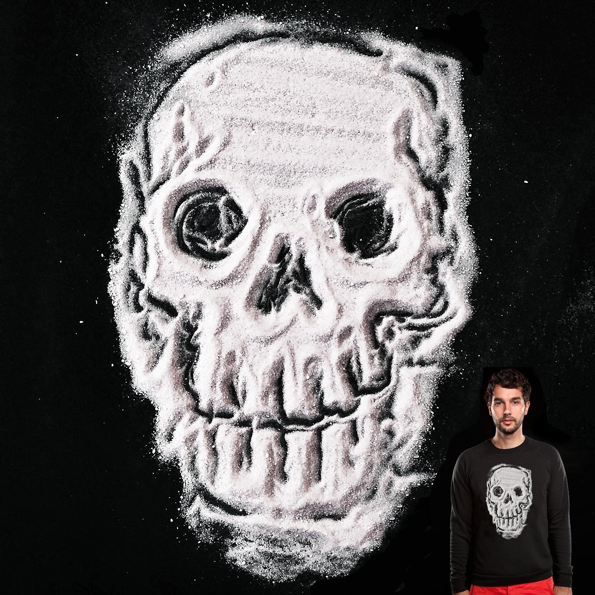 Sugar Skull by jeffreyg and alexmdc on Threadless