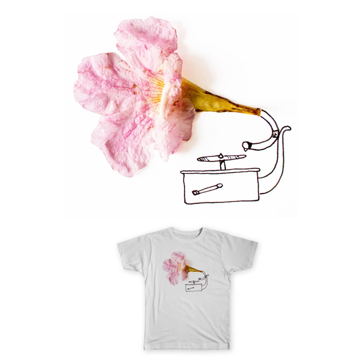 Victroflower by cintascotch on Threadless