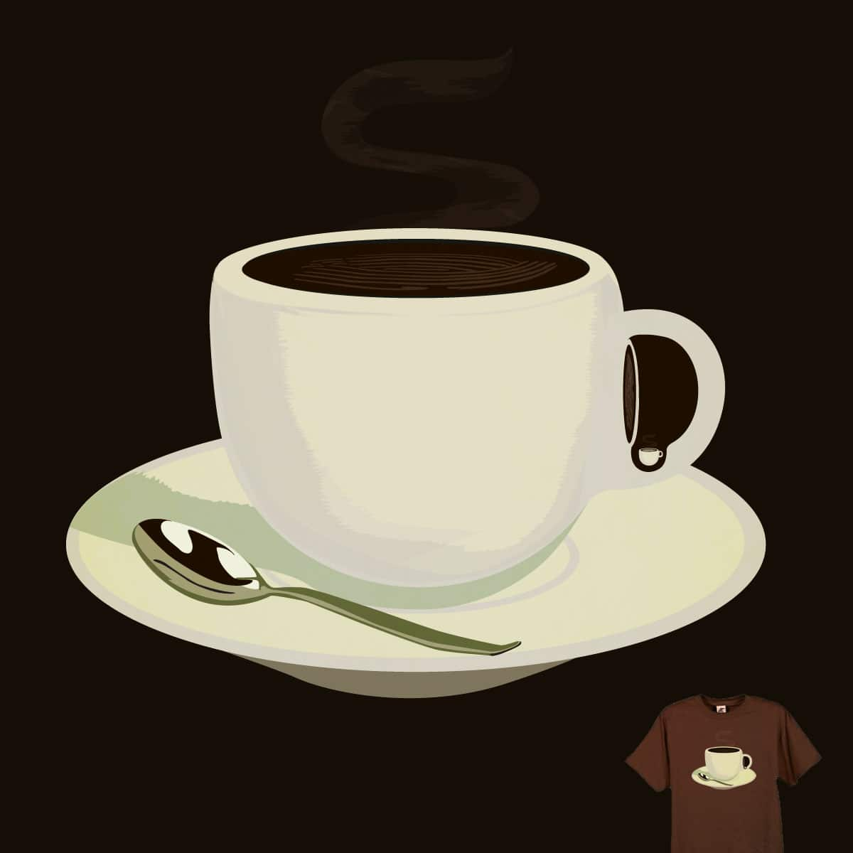 Coffeenception by Montro on Threadless