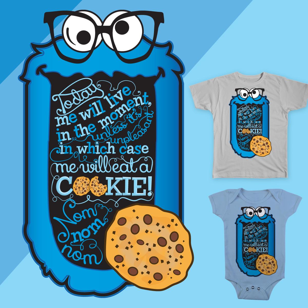 Smart Cookie by jaxrobyn on Threadless