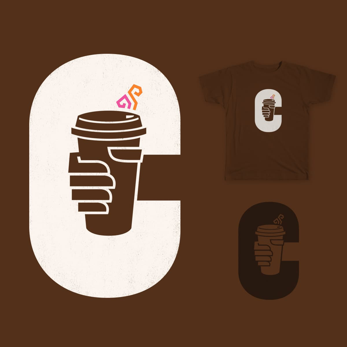 C is for Coffee by murraymullet on Threadless