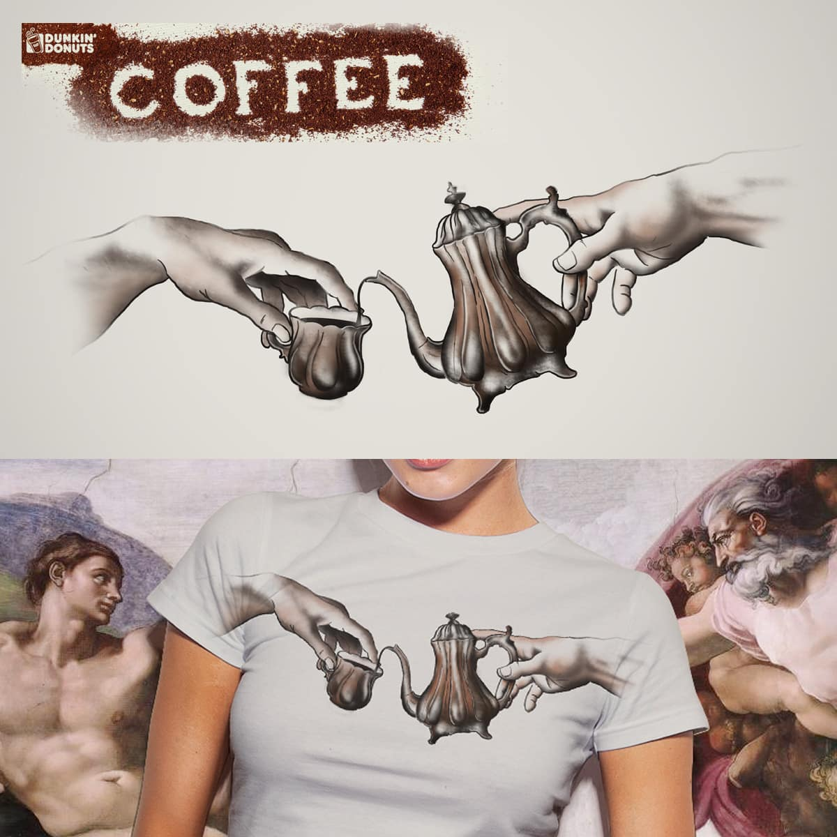 Coffee For Adam by Flying_Mouse on Threadless