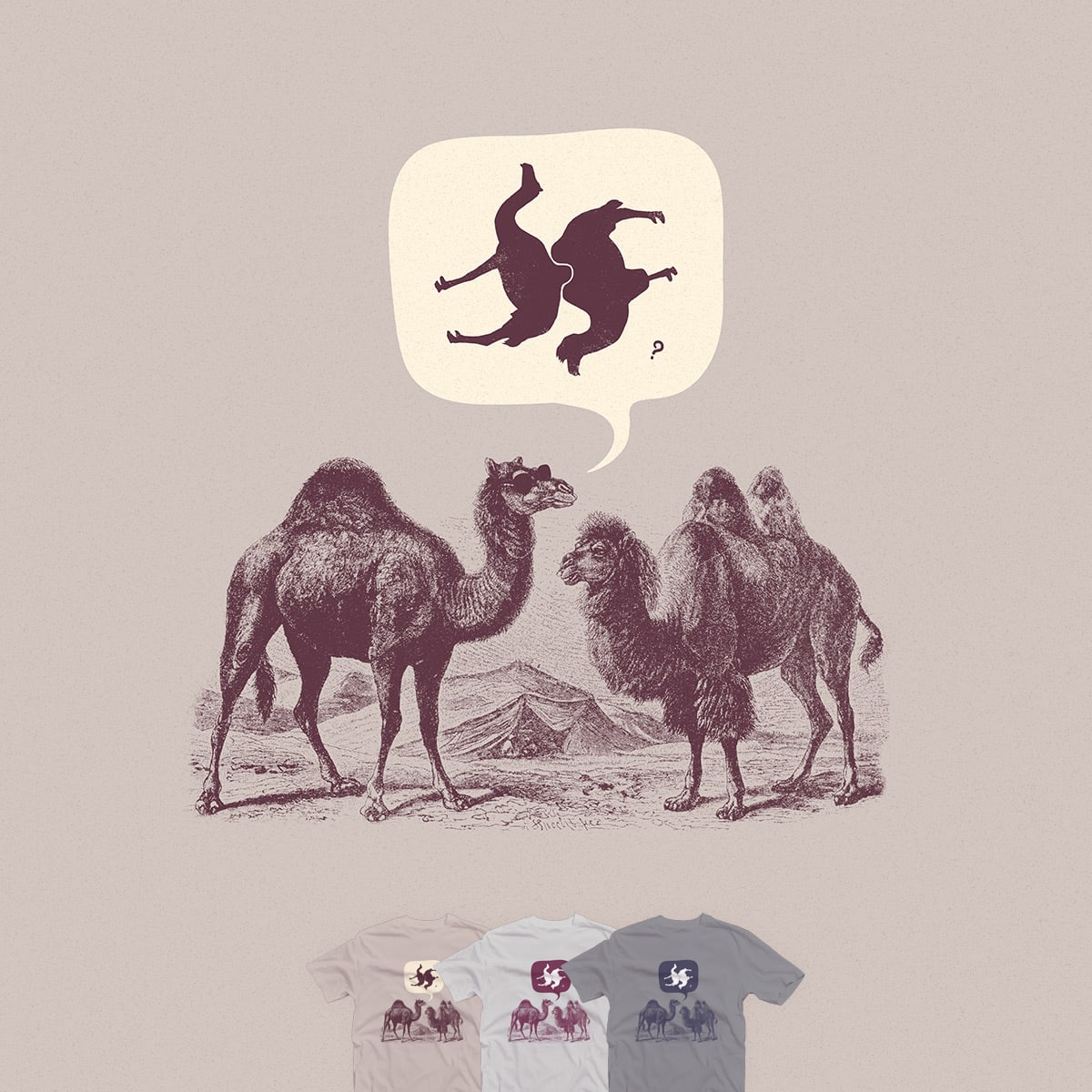 Wild Thing by JacquesMaes on Threadless