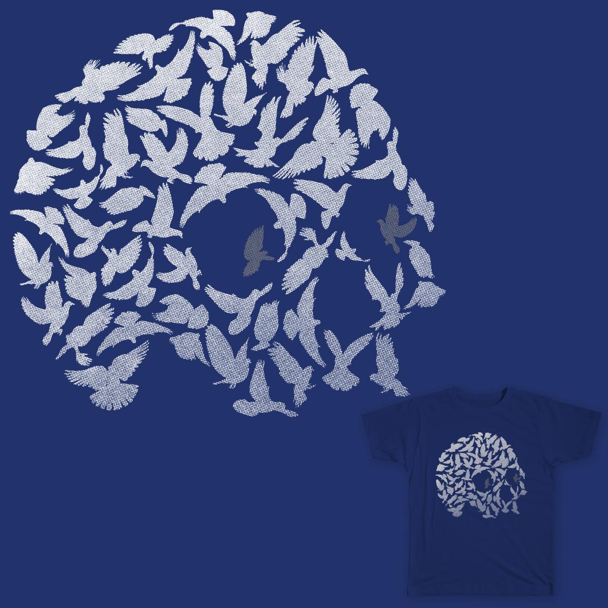 Peace of Mind by RenRuiz on Threadless