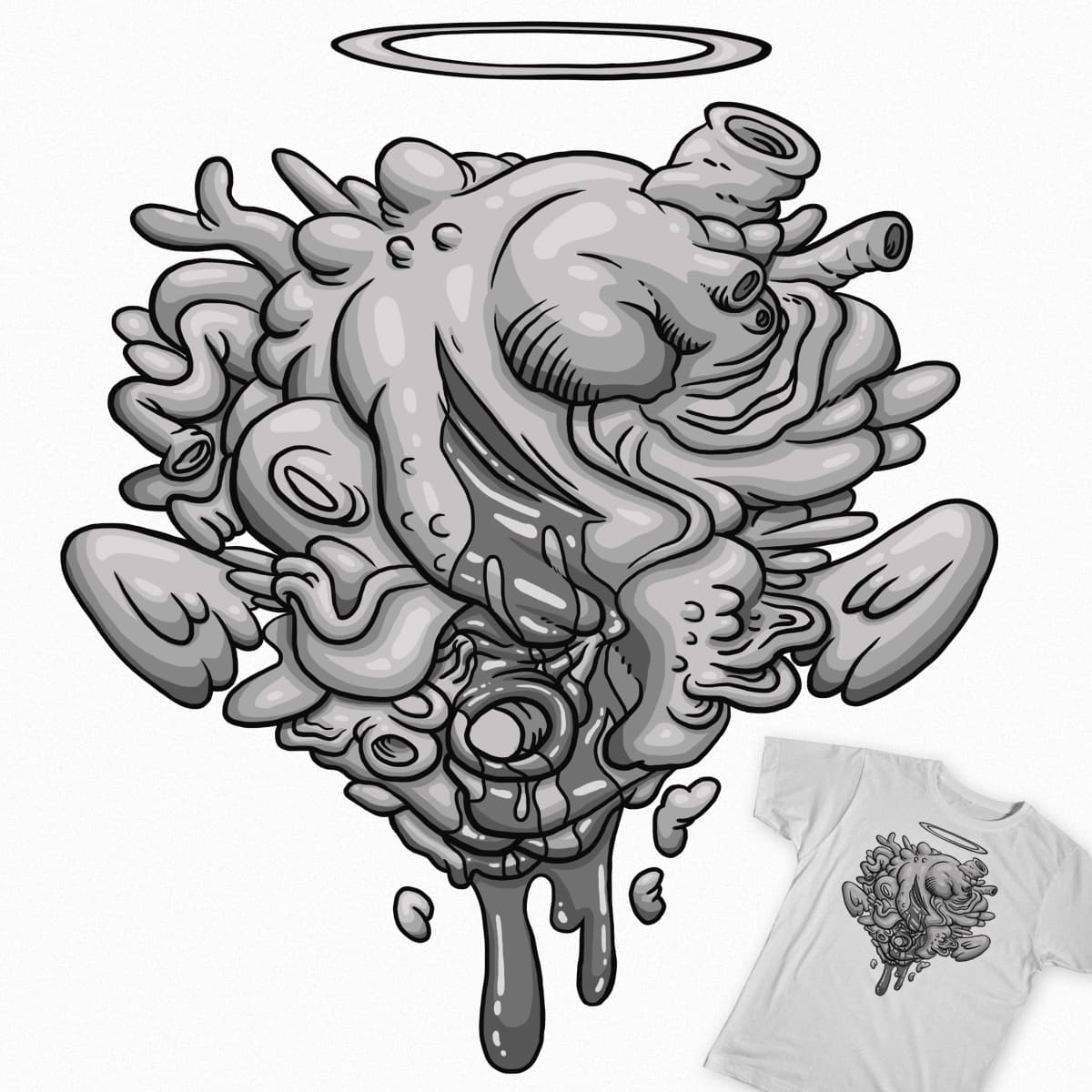 HEART by PhilipMcVann on Threadless