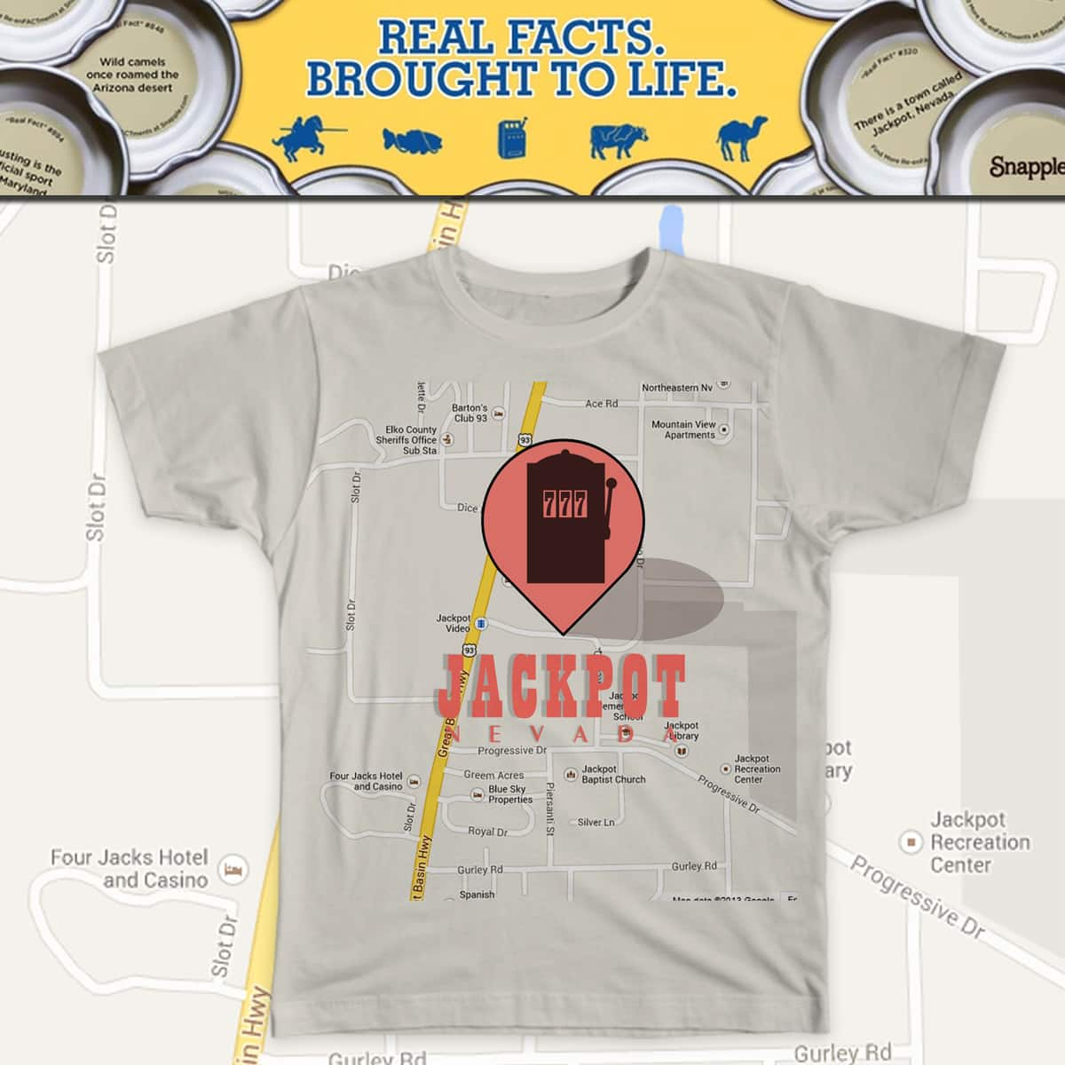 JACKPOT by coffeecontrolled on Threadless