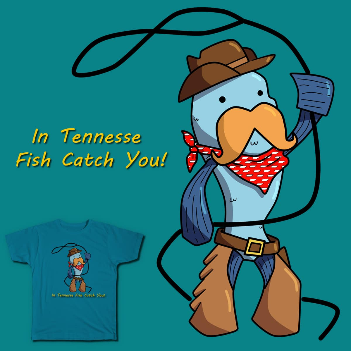 In Tennessee... by KneeCoal1 on Threadless