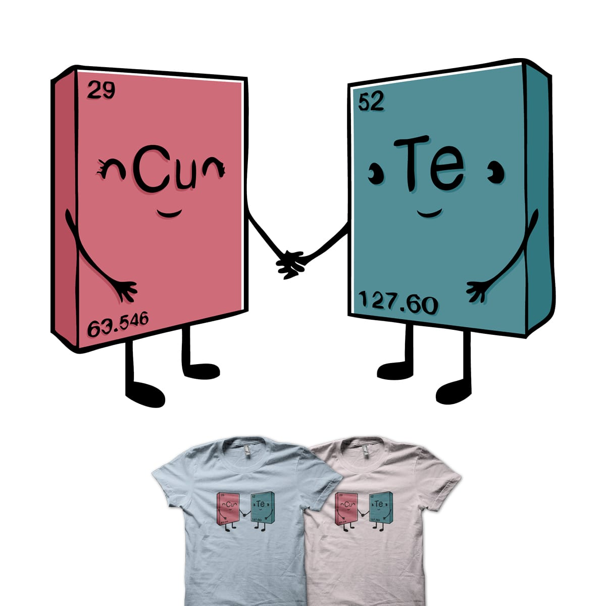 CuTe by andremacedo on Threadless